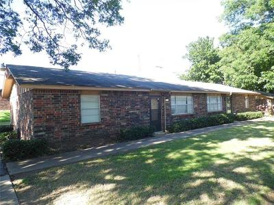 Coweta Multi Family Home For Sale: 13822 S 292nd East Avenue