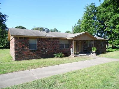 Coweta Multi Family Home For Sale: 13822 S 293rd East Avenue