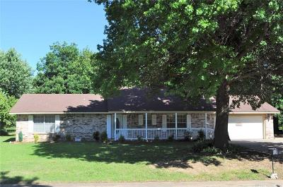 Claremore Single Family Home For Sale: 906 N Florence Avenue