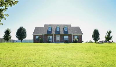 Ada Single Family Home For Sale: 1701 Fulkerson Road