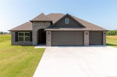 Claremore Single Family Home For Sale: 10082 E 445 Road