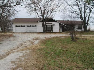 Ada Single Family Home For Sale: 12654 County Road 3580