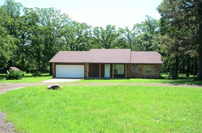 Bristow Single Family Home For Sale: 34050 W Highway 66 Highway