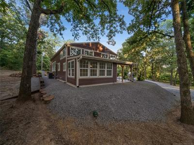 Claremore Single Family Home For Sale: 16466 S Cedar Road