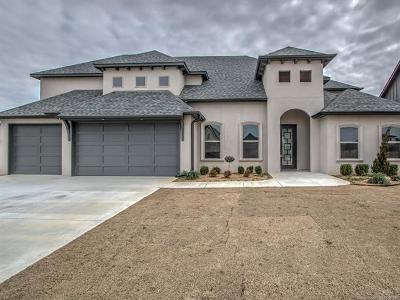 Jenks Single Family Home For Sale: 12807 S 5th Place