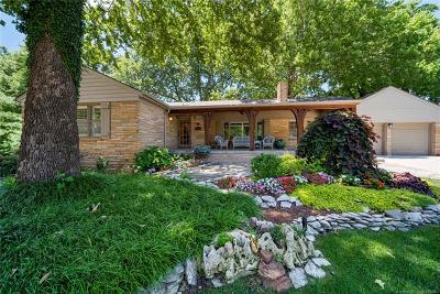 Tulsa Single Family Home For Sale: 3932 S Lewis Place
