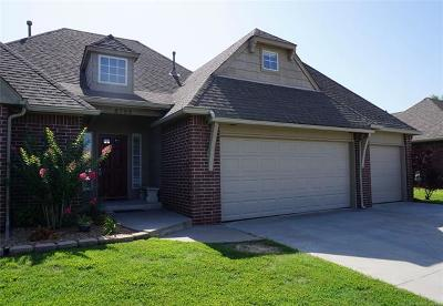 Owasso Single Family Home For Sale: 8705 N 144th Avenue E