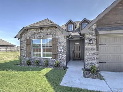 Bixby Single Family Home For Sale: 9016 E 132nd Street S