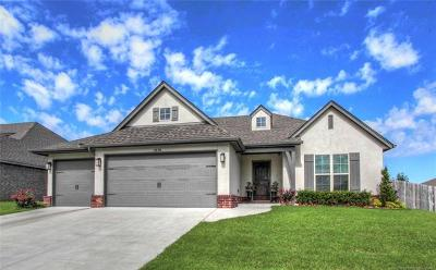 Tulsa Single Family Home For Sale: 4218 S 185th East Avenue
