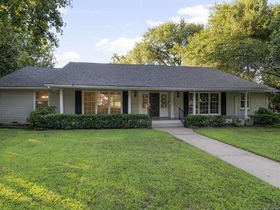 Tulsa Single Family Home For Sale: 2803 E 47th Place