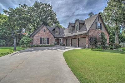 Broken Arrow Single Family Home For Sale: 7513 S Sycamore Avenue