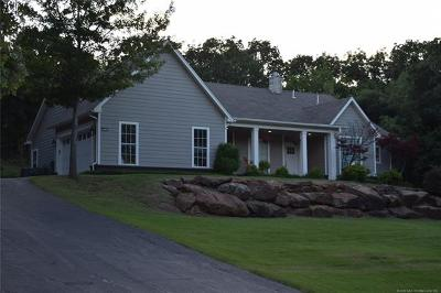 Creek County Single Family Home For Sale: 9040 S 40th West Avenue