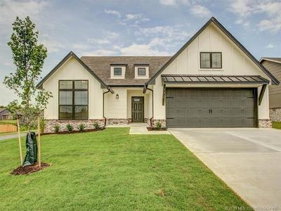 Broken Arrow Single Family Home For Sale: 7312 S Indianwood Avenue