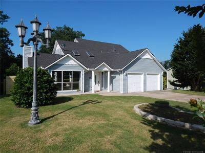 Catoosa Single Family Home For Sale: 1226 Forest Lane