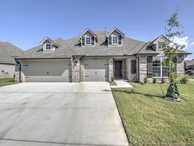 Bixby Single Family Home For Sale: 13323 S 19th Place