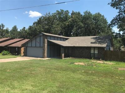 Sapulpa Single Family Home For Sale: 419 Quail Run Lane