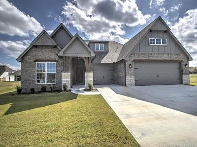Jenks Single Family Home For Sale: 2616 W 114th Place S