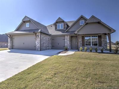 Owasso Single Family Home For Sale: 11364 N 168th East Avenue