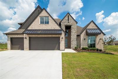 Jenks Single Family Home For Sale: 707 E 130th Street S