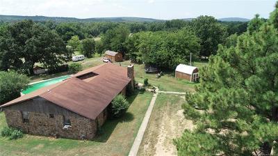 Hulbert OK Single Family Home For Sale: $390,000