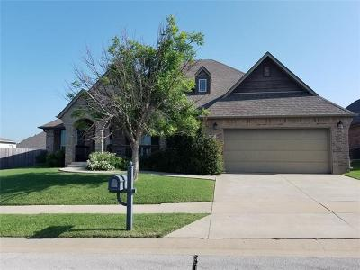 Bixby Single Family Home For Sale: 4761 E 147th Place