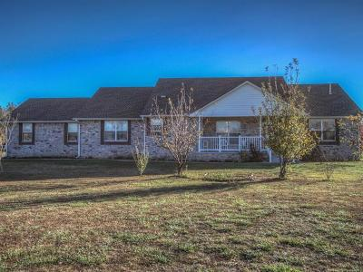 Bixby Single Family Home For Sale: 14590 E Hwy 64