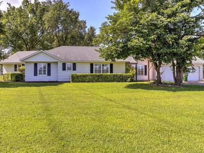 Sapulpa Single Family Home For Sale: 2916 Brook Lane