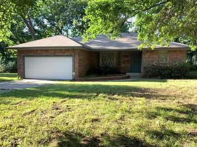 Okmulgee Single Family Home For Sale: 1223 E 7th Street
