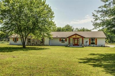Claremore Single Family Home For Sale: 20905 Valley West Drive