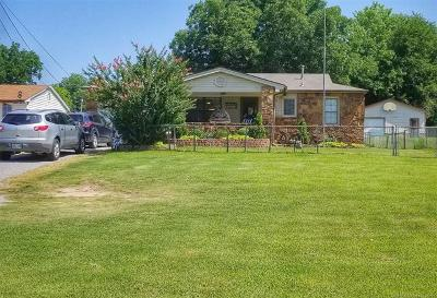 Sand Springs Single Family Home For Sale: 1109 W 4th Street