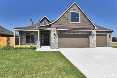 Broken Arrow Single Family Home For Sale: 10418 S 232nd East Avenue