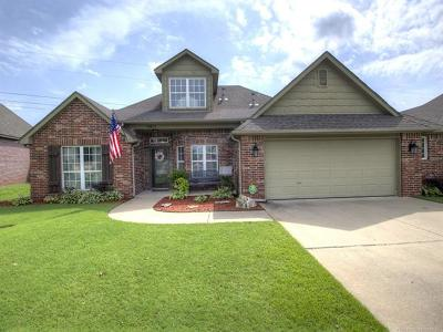 Owasso Single Family Home For Sale: 9015 N 156th East Place