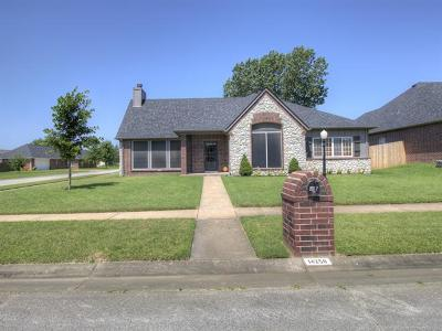 Collinsville Single Family Home For Sale: 14258 N 107th East Avenue