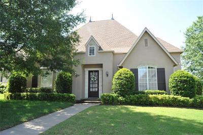 Jenks Single Family Home For Sale: 402 E 124th Street S