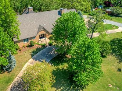Tulsa Single Family Home For Sale: 6919 S Columbia Avenue