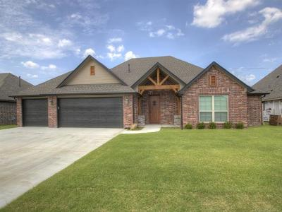 Collinsville Single Family Home For Sale: 13730 N 130th East Avenue