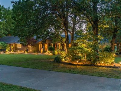 Catoosa Single Family Home For Sale: 2140 S 280th East Avenue