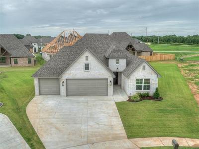 Broken Arrow Single Family Home For Sale: 6608 S Hemlock Avenue