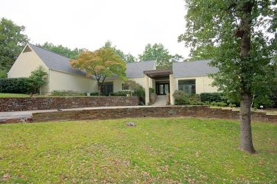 Tulsa Single Family Home For Sale: 11162 S Sandusky Avenue