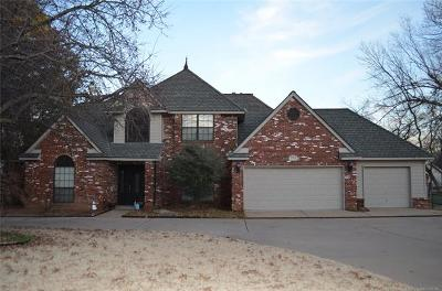 Broken Arrow Single Family Home For Sale: 6705 S 5th East Avenue