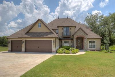 Claremore Single Family Home For Sale: 25417 Stonebridge Parkway
