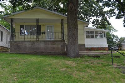 Sand Springs Single Family Home For Sale: 524 N Garfield Avenue