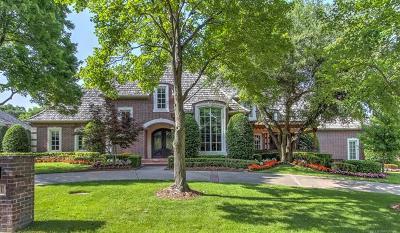 Tulsa Single Family Home For Sale: 3141 E 86th Street S