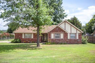 Sand Springs Single Family Home For Sale: 21912 W 12th Street S