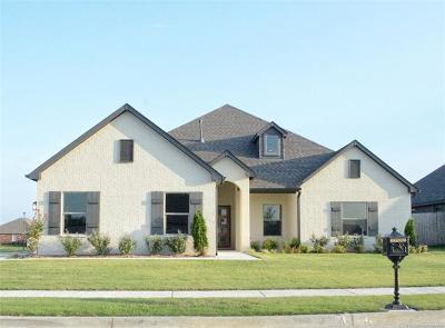 Tulsa Single Family Home For Sale: 17802 E 45th Place S