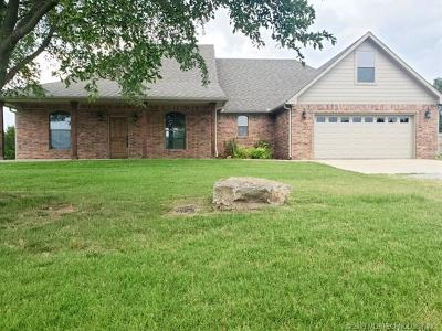 Ada Single Family Home For Sale: 11250 County Road 3548
