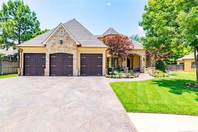 Tulsa Single Family Home For Sale: 11722 S Richmond Avenue