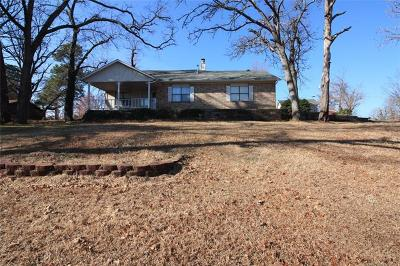 Coweta Single Family Home For Sale: 13498 S 275th East Avenue