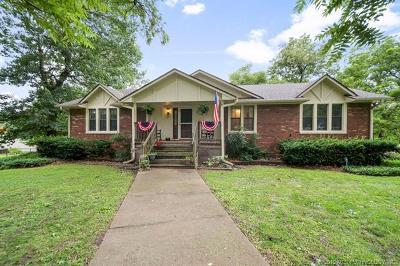 Claremore Single Family Home For Sale: 9705 E Mesa Drive