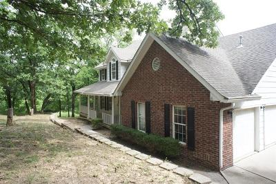 Osage County, Rogers County, Tulsa County, Wagoner County Single Family Home For Sale: 12901 S 15th Court